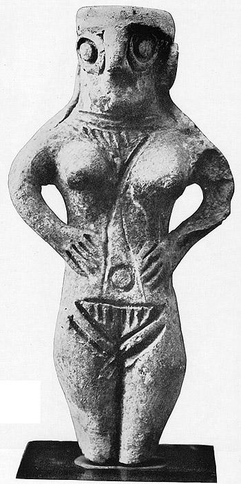 Phoenician Goddess 2500 BCE