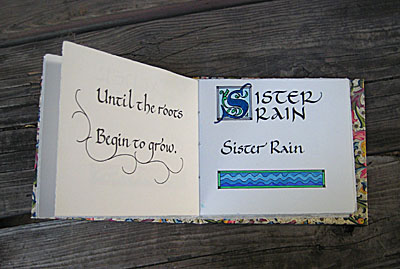 Sister Rain from 1992 book