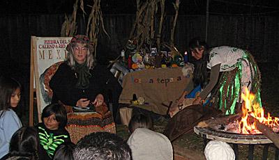 Los Antepasados gathering