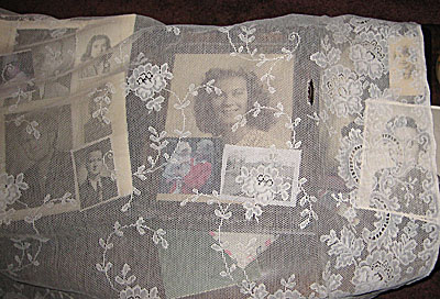 ancestors behind the veil
