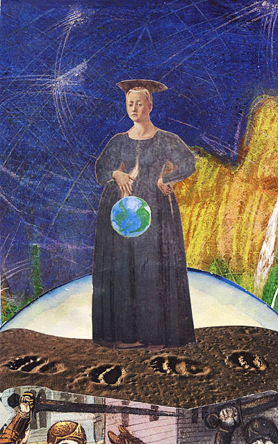 Mother the Earth_Soul Collage