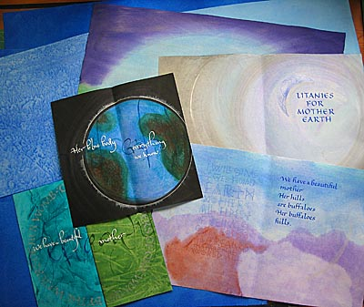 Earth Day Pages 2010