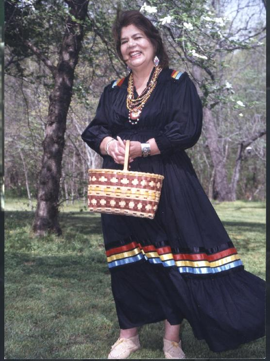"Wilma Mankiller ""Teach us, and show us the way"""