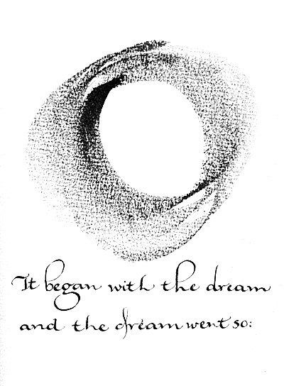 It Began With the Dream