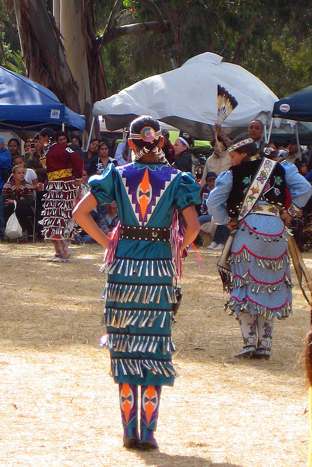 Powwow Jingle Dancers