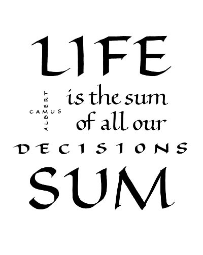 Life Is The Sum