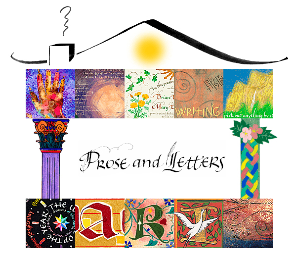 Prose and Letters Home Page