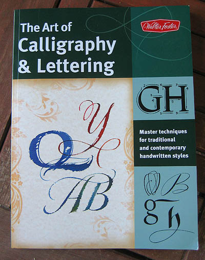 The Art of Calligraphy and Lettering Cover