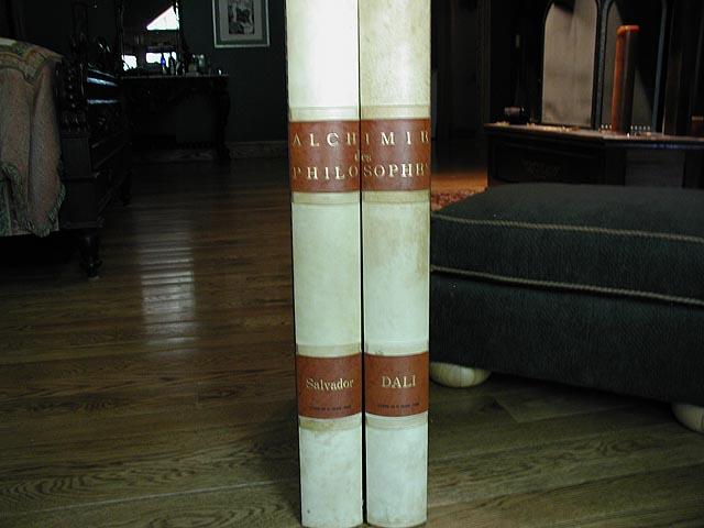 Dali Alchimie Book Case
