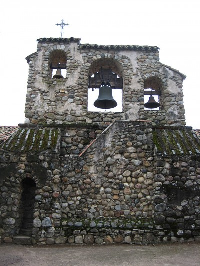 San Miguel bells tower