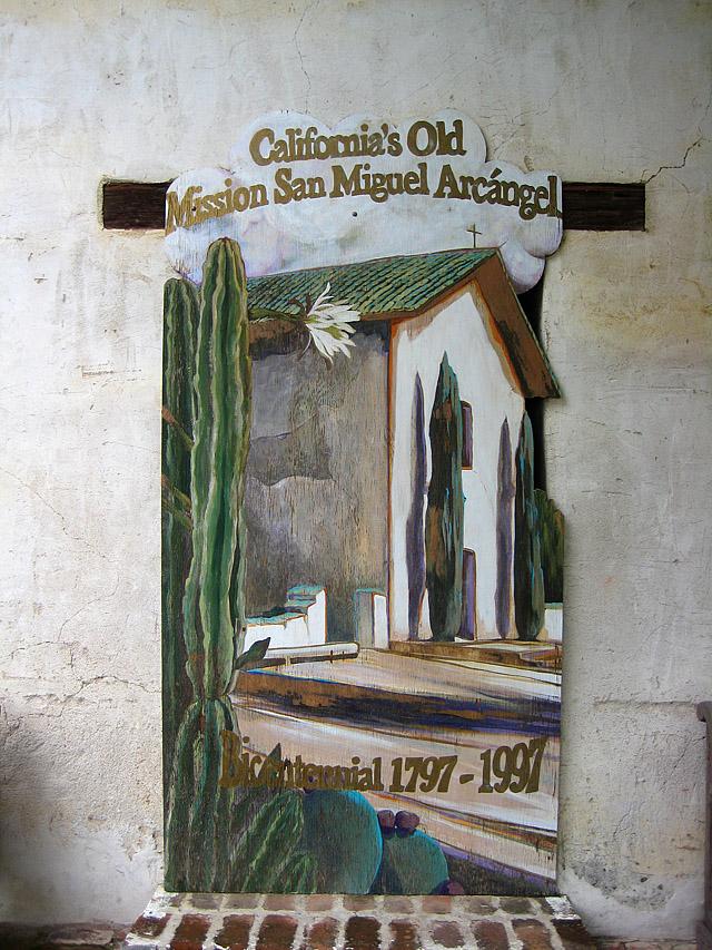 San Miguel bicentennial painting