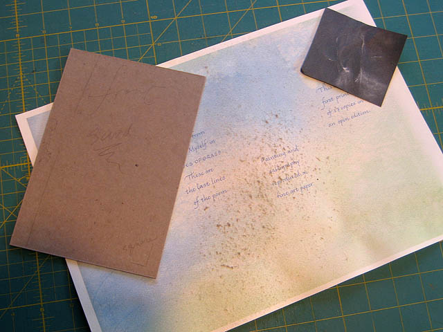 Journal Sanding Book Board