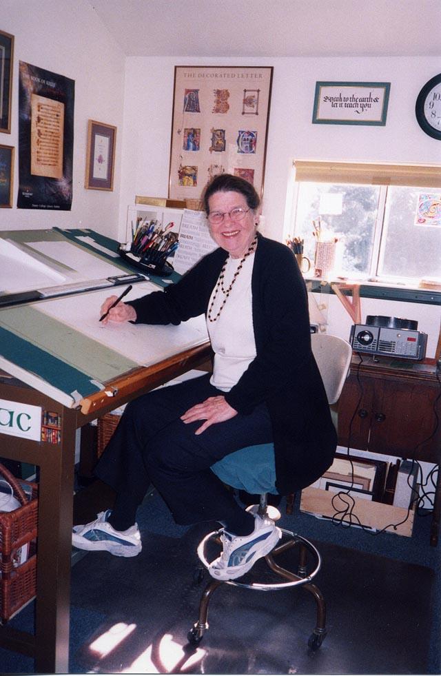 Alice In My Studio 1998 visit