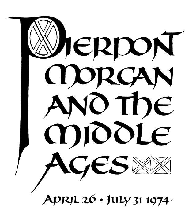 Alice - Morgan Library Uncial Poster