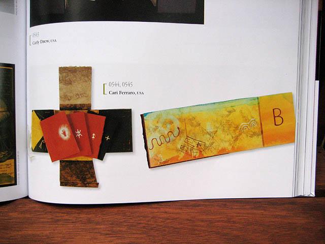 1000 Artists Books Alphabet Ancestors Page
