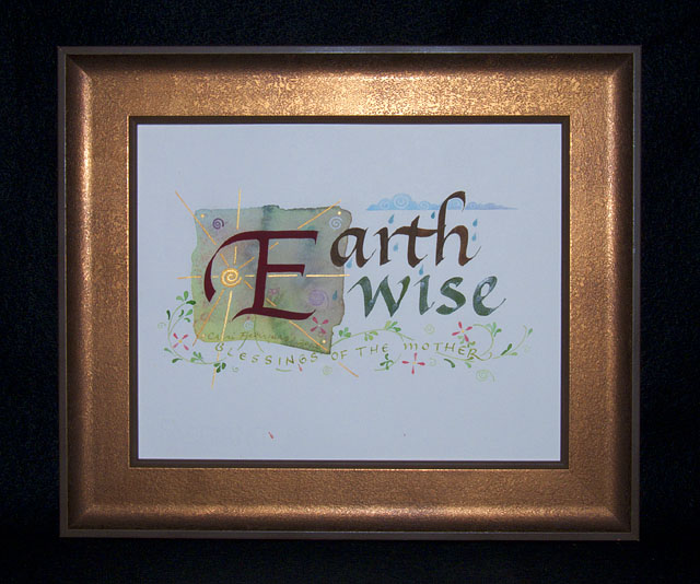 Earthwise by Cari Ferraro
