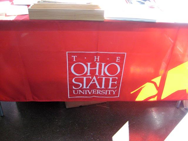 CodexFair2013_the Ohio State University banner