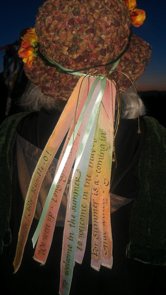 Beltane Lyrics Hat Ribbons