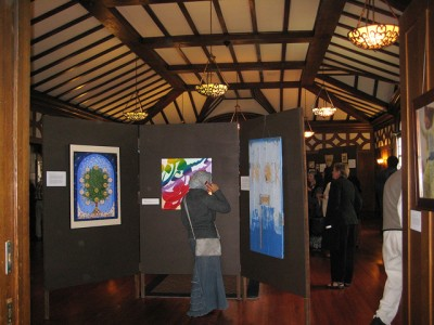 Interfaith Exhibit space