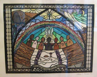 Interfaith_That All May Freely Serve by  Rev. Kathleen Morrison