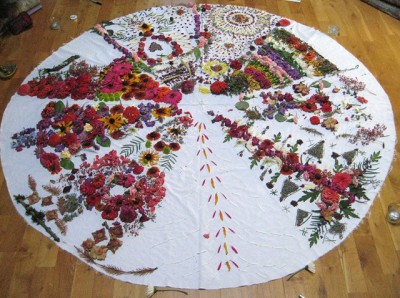 Flower Mandala ready to release