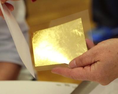 Manuscript Gilding_Flash of Gold