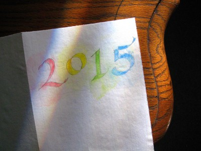 2015 double pencil Inktense color