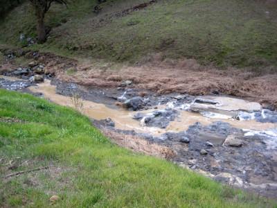 Wilbur Sulphur Creek