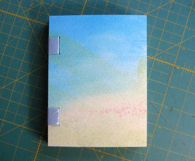 Strip Binding Front Cover