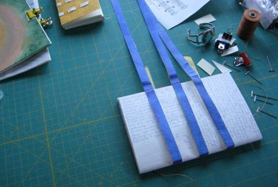 Journal_sewing workspace