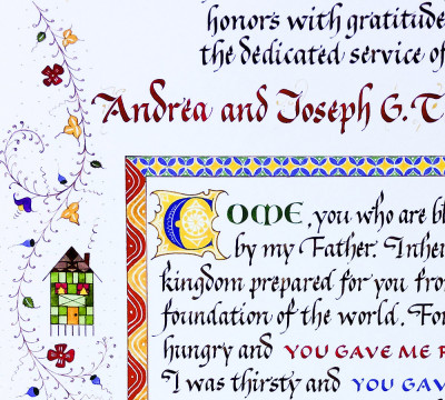 Matthew 25 Award_Names Detail