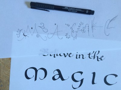 Magic Of Kindness_sketch