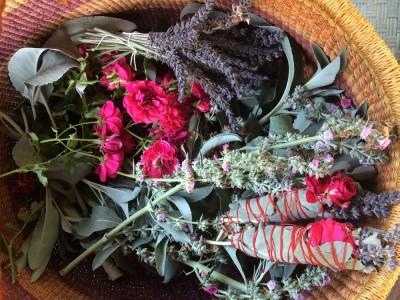 Summer_Sage Rose Lavender Bundles