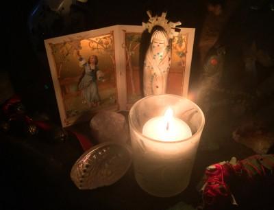 Summer_Solstice Altar