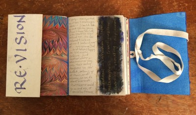 Journal - open pages