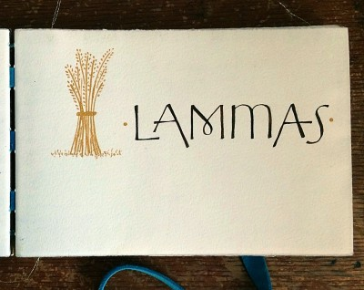 Lammas Altar Corn Husk Dollies