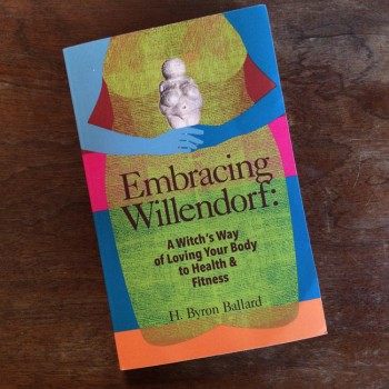 Byron Embracing Willendorf cover
