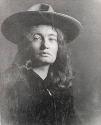 Mary Austin_1900 Lummis portrait