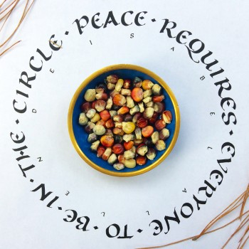 Peace requires everyone to be in the circle