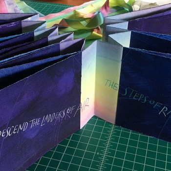 Ursula K. LeGuin_Book_Rainbow Spine