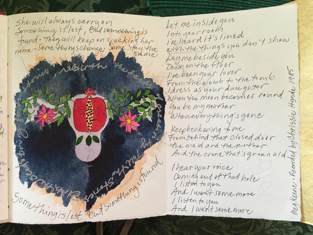 Womb Time_journal uterus