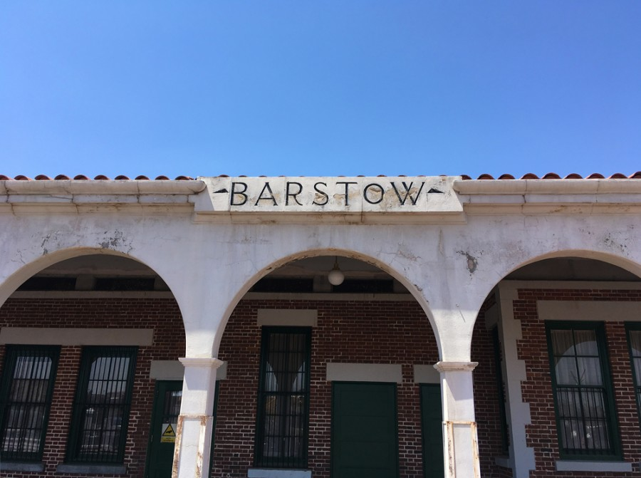 Barstow_old depot sign
