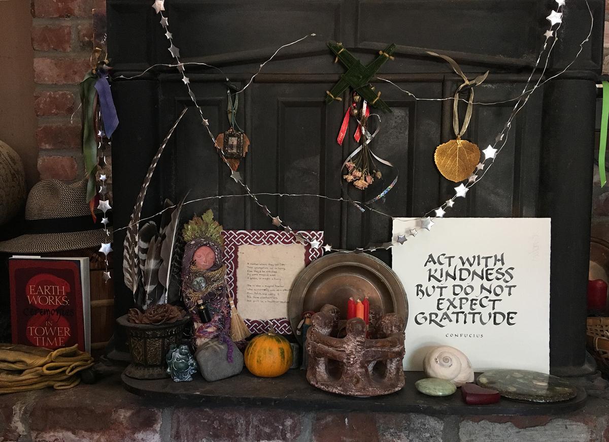 Summer Altar