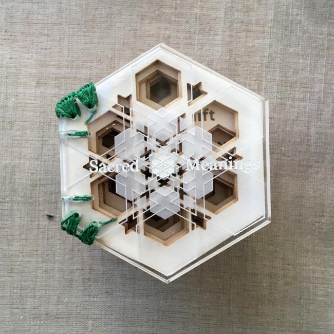 Codex 2019_Islam Aly_Sacred Meanings hexagon book