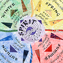 Five Sacred Elements card