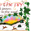 The Holly and the Ivy card