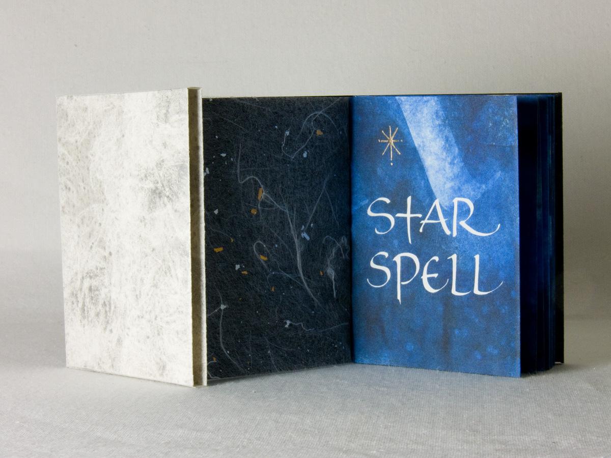 Star Spell artist's book deluxe