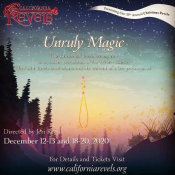 Cal Revels 2020 Unruly Magic_program