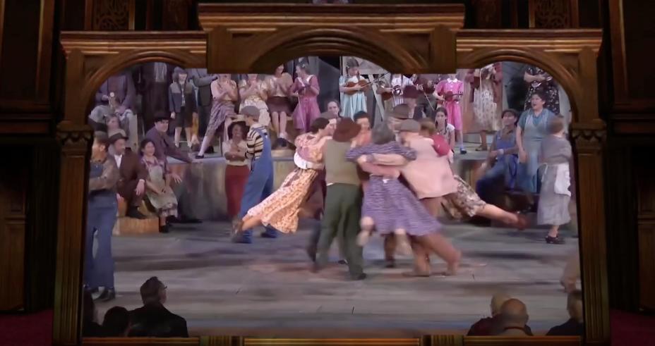 Cal Revels Unruly Magic_ Appalachian dancers2014